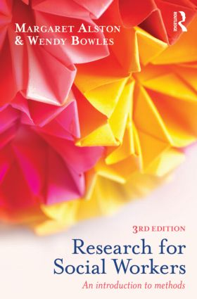Research for Social Workers: An Introduction to Methods, 3rd Edition (Paperback) book cover