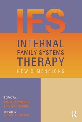 Internal Family Systems Therapy: New Dimensions (Paperback) book cover