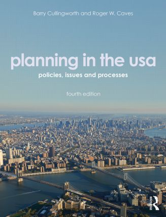 Planning in the USA: Policies, Issues, and Processes, 4th Edition (Paperback) book cover