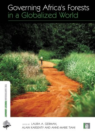 Governing Africa's Forests in a Globalized World book cover