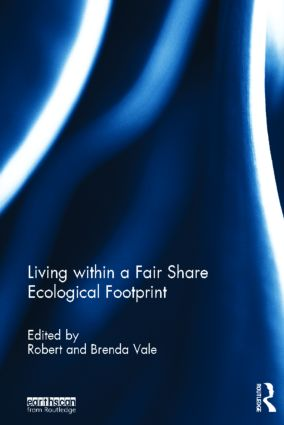 Living within a Fair Share Ecological Footprint book cover