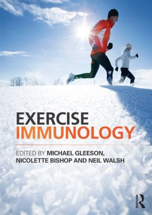 Exercise Immunology: 1st Edition (Paperback) book cover