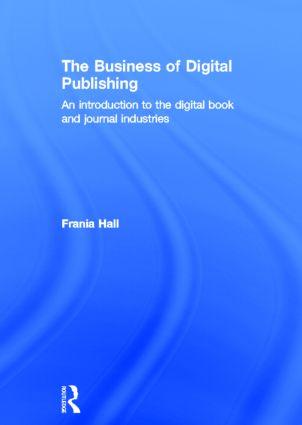 Developments in digital publishing for the academic market