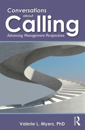 Conversations about Calling: Advancing Management Perspectives (Paperback) book cover