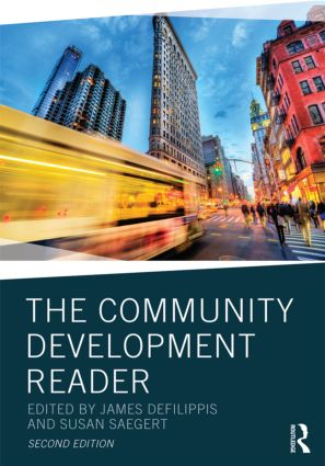 The Community Development Reader: 2nd Edition (Paperback) book cover