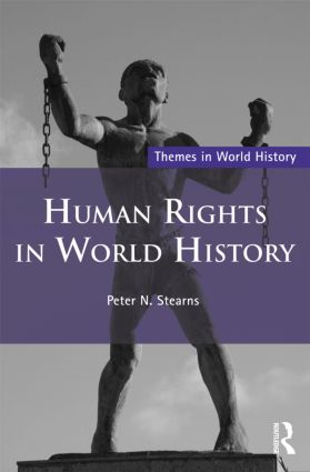 Human Rights in World History (Paperback) book cover