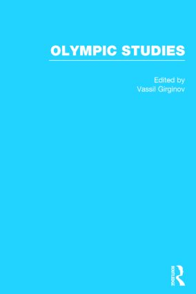 Olympic Studies: 1st Edition (Hardback) book cover