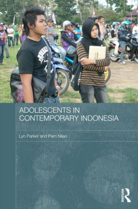 Adolescents in Contemporary Indonesia (Hardback) book cover