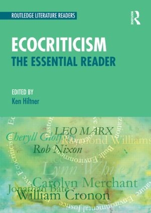 Ecocriticism: The Essential Reader (Paperback) book cover