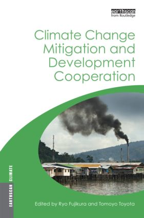 Climate Change Mitigation and Development Cooperation (Paperback) book cover