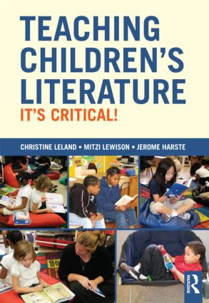 Teaching Children's Literature: It's Critical! (Paperback) book cover