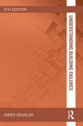 Understanding Building Failures: 4th Edition (Paperback) book cover
