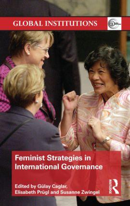 Feminist Strategies in International Governance (Hardback) book cover