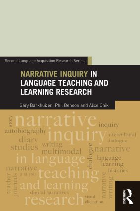 Narrative Inquiry in Language Teaching and Learning Research (Paperback) book cover