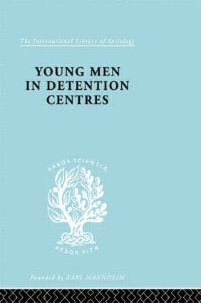 Young Men Deten Centrs Ils 213 (Paperback) book cover