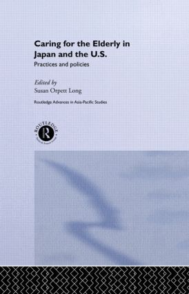 Caring for the Elderly in Japan and the US