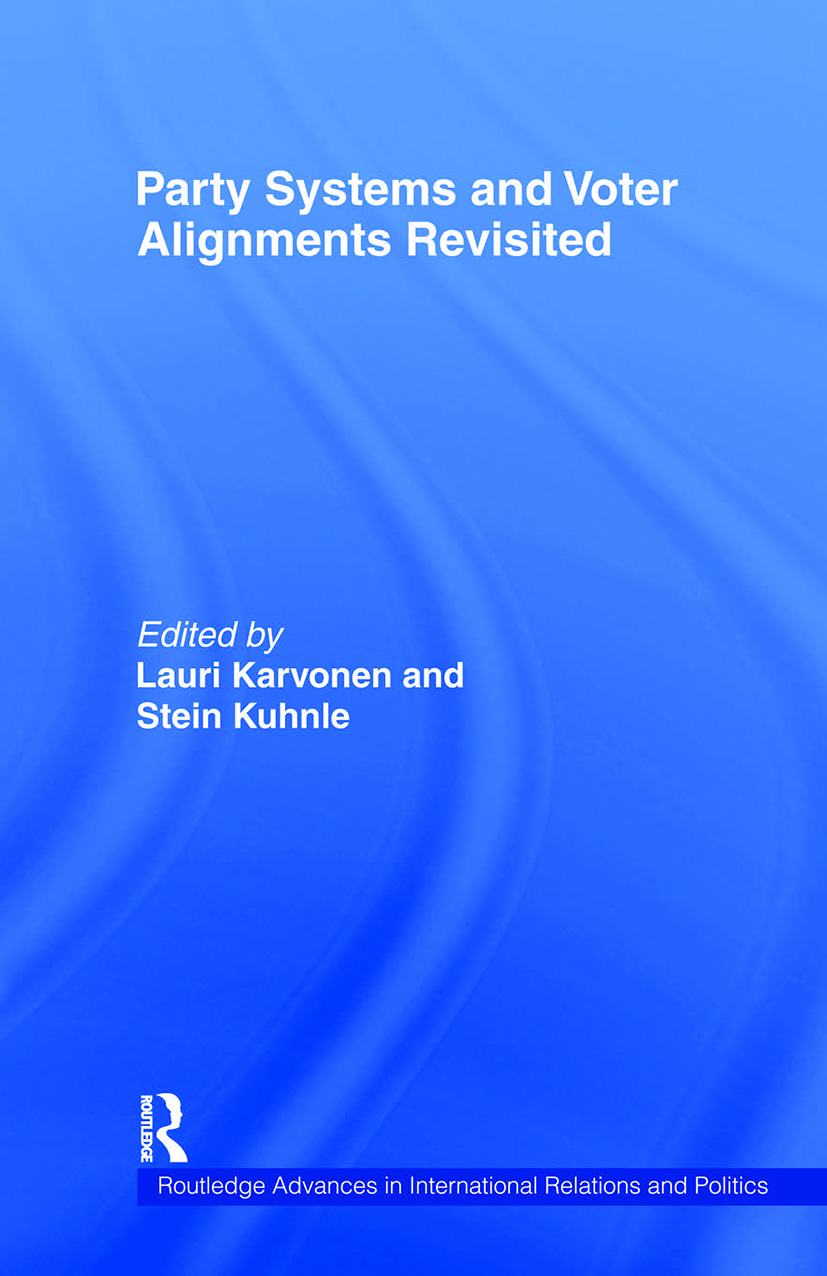 Party Systems and Voter Alignments Revisited: 1st Edition (Paperback) book cover