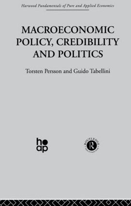 Social Institutions and Credible Tax Policy