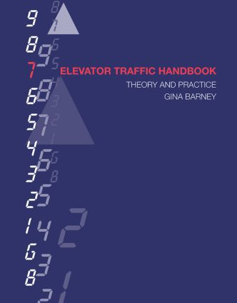Elevator Traffic Handbook: Theory and Practice (Paperback) book cover