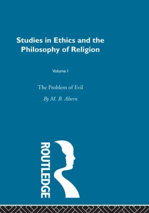 Problem Of Evil: Vol 1: 1st Edition (Paperback) book cover