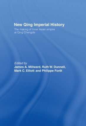 New Qing Imperial History: The Making of Inner Asian Empire at Qing Chengde, 1st Edition (e-Book) book cover