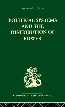 Political Systems and the Distribution of Power (Paperback) book cover
