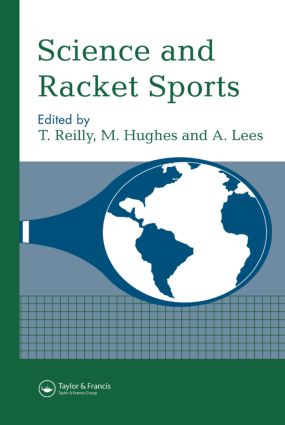 Science and Racket Sports I: 1st Edition (Paperback) book cover