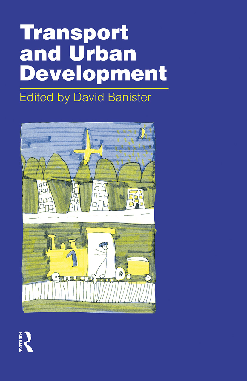 Transport and Urban Development: 1st Edition (Paperback) book cover
