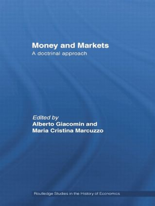 Money and Markets: A Doctrinal Approach (Paperback) book cover