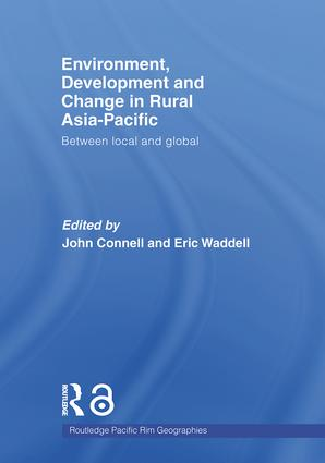 Environment, Development and Change in Rural Asia-Pacific: Between Local and Global book cover