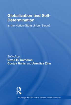 Globalization and Self-Determination: Is the Nation-State Under Siege? (Paperback) book cover