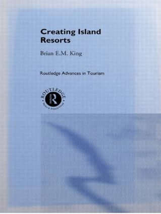 Creating Island Resorts (Paperback) book cover