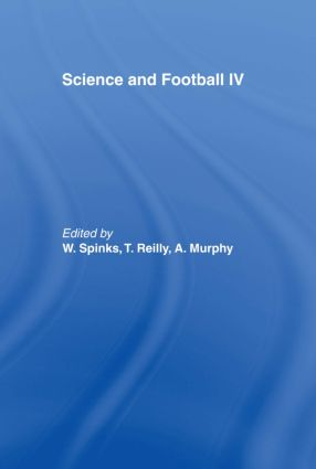 Science and Football IV (Paperback) book cover