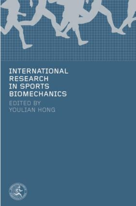 International Research in Sports Biomechanics (Paperback) book cover