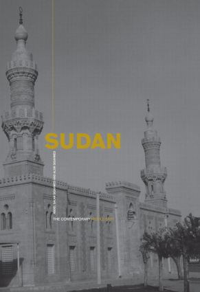 Sudan book cover