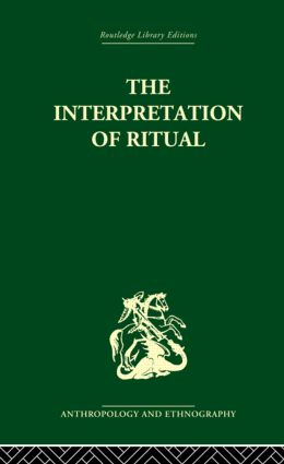 The Interpretation of Ritual (Paperback) book cover