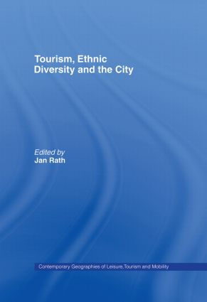 Tourism, Ethnic Diversity and the City (Paperback) book cover