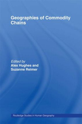 Geographies of Commodity Chains (Paperback) book cover