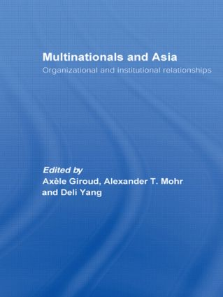 Multinationals and Asia