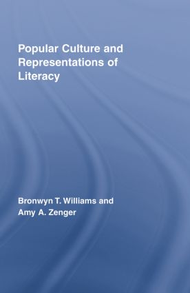Popular Culture and Representations of Literacy: 1st Edition (Paperback) book cover