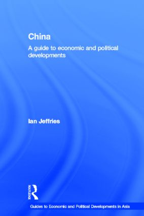 China: A Guide to Economic and Political Developments (Paperback) book cover