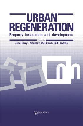 Urban Regeneration: Property investment and development book cover