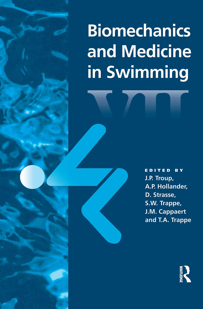 Biomechanics and Medicine in Swimming VII