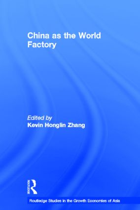 China as the World Factory (Paperback) book cover