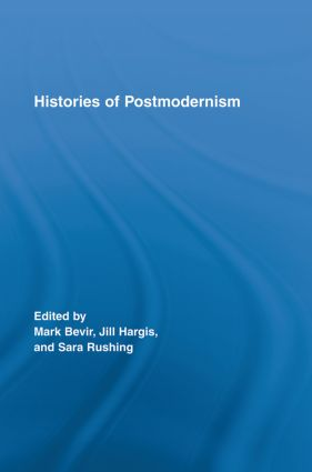 Histories of Postmodernism: 1st Edition (Hardback) book cover