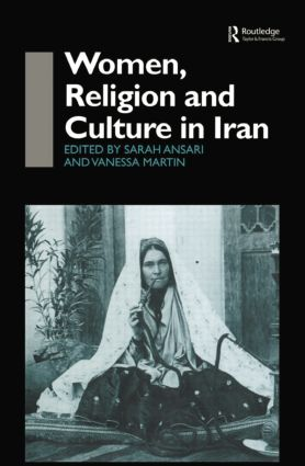 Women, Religion and Culture in Iran (Paperback) book cover