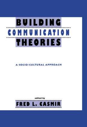 a cultural approach to communication Resources for theories covered in a first look at communication theory (9th edition), by theory selected edition: cultural approach to organizations clifford geertz a nonintrusive ethnographic approach interprets stories, rites, and other symbolism to make sense of corporate culture.