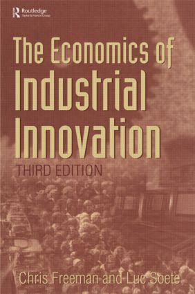 The Economics of Industrial Innovation: 1st Edition (Paperback) book cover