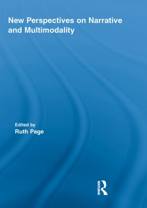 New Perspectives on Narrative and Multimodality (e-Book) book cover