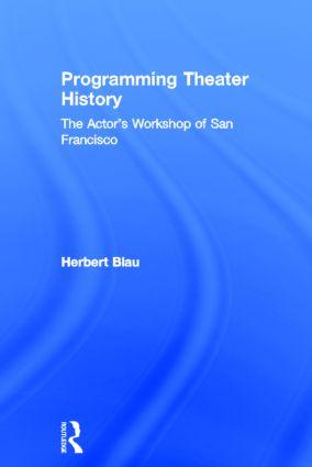 Programming Theater History
